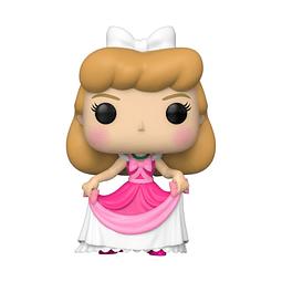POP! Disney Cinderella: Cinderella in Pink Dress
