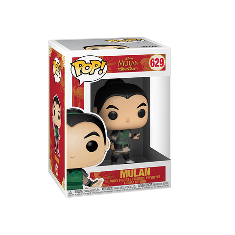 POP! Disney Mulan: Mulan as Ping