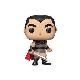 POP! Disney Mulan: Li Shang