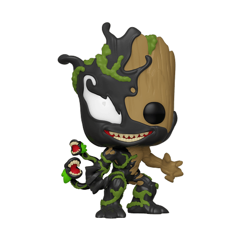 POP! Marvel Spider-Man Maximum Venom: Venomized Groot