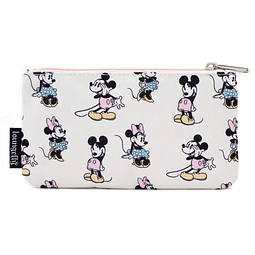Porta-moedas Disney by Loungefly Mickey & Minnie