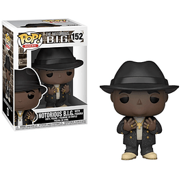 POP! Rocks: The Notorious B.I.G. - Notorious B.I.G. with Fedora