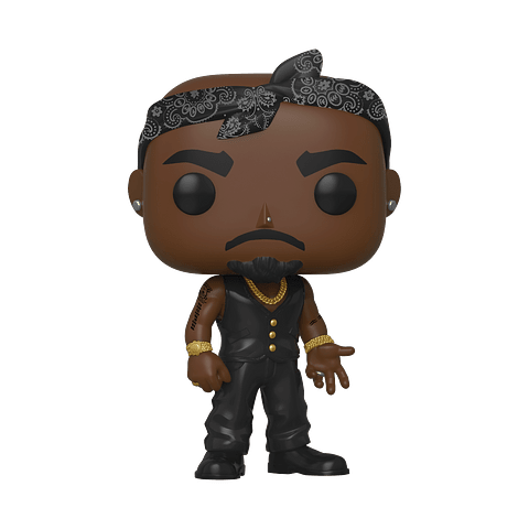 POP! Rocks: Tupac Shakur