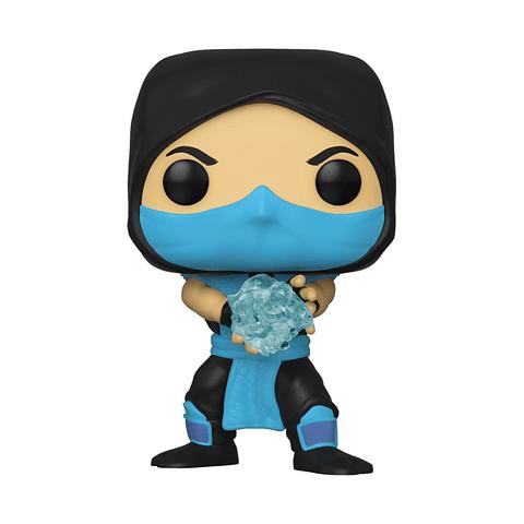 POP! Games: Mortal Kombat - Sub-Zero