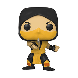 POP! Games: Mortal Kombat - Scorpion