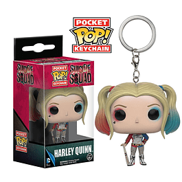 Porta-chaves Pocket POP! Suicide Squad: Harley Quinn