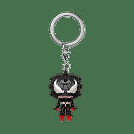Porta-chaves Pocket POP! Marvel Venom: Venomized Iron Man