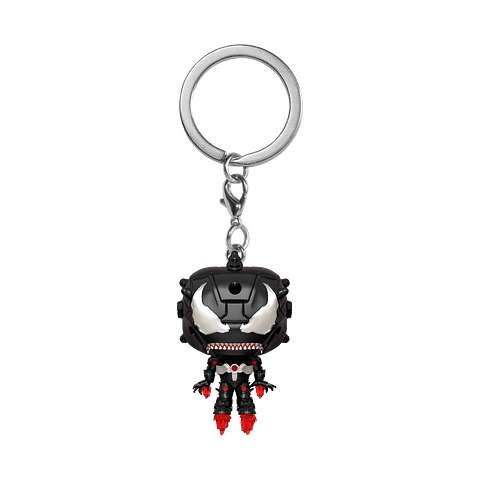 Porta-chaves Pocket POP! Marvel Venom: Venomized Iron Man