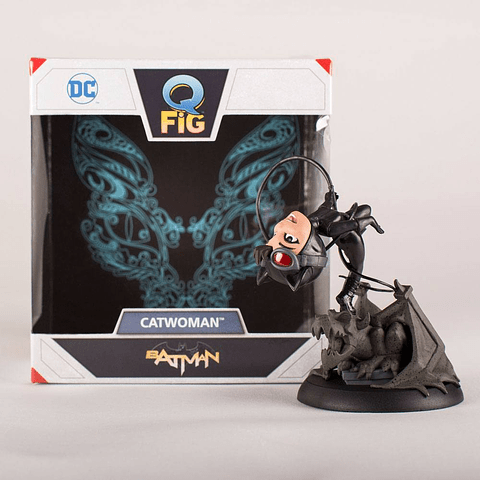 Q-Fig DC Rebirth - Catwoman