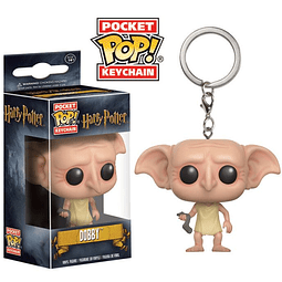 Porta-chaves Pocket POP! Harry Potter: Dobby