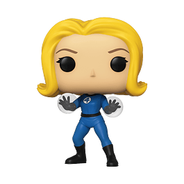POP! Marvel Fantastic Four: Invisible Girl