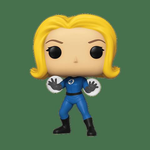 POP! Marvel Fantastic Four: Invisible Girl
