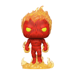 POP! Marvel Fantastic Four: Human Torch