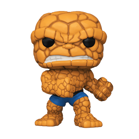 POP! Marvel Fantastic Four: The Thing