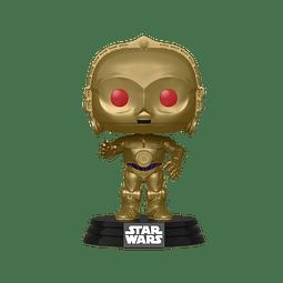 POP! Star Wars: The Rise of Skywalker - C-3PO (Red Eyes)