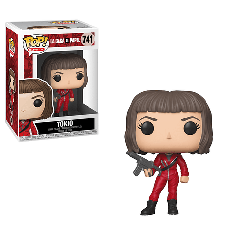 POP! TV: La Casa de Papel - Tokio