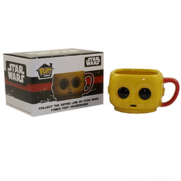 Caneca POP! Star Wars C-3PO