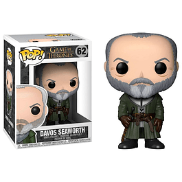 POP! Game of Thrones: Davos Seaworth