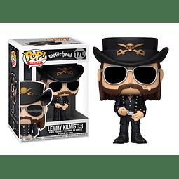 POP! Rocks: Motorhead - Lemmy Kilmister