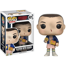 POP! TV: Stranger Things - Eleven with Eggos