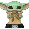 POP! Star Wars: The Mandalorian - The Child (with Frog)