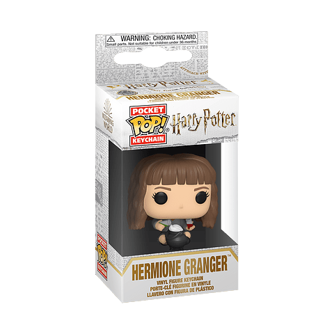 Porta-chaves Pocket POP! Harry Potter: Hermione with Potions