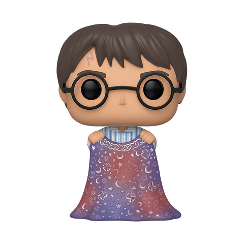 POP! Harry Potter: Harry with Invisibility Cloak