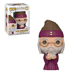 POP! Harry Potter: Dumbledore with Baby Harry