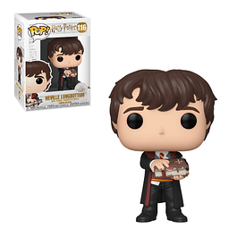 POP! Harry Potter: Neville with Monster Book