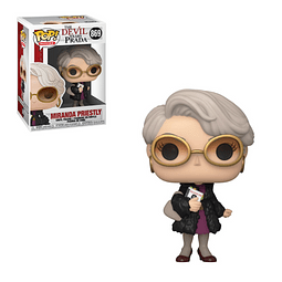 POP! Movies: The Devil Wears Prada - Miranda Priestly