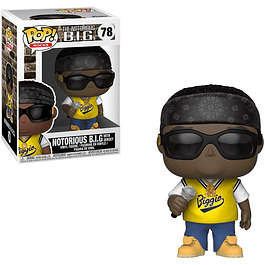 POP! Rocks: The Notorious B.I.G. - Notorious B.I.G. with Jersey