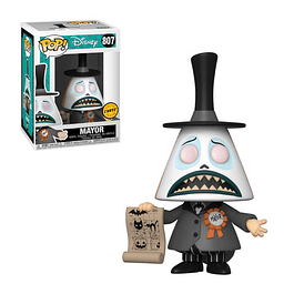 POP! Disney: The Nightmare Before Christmas - Mayor with Megaphone Chase Edition