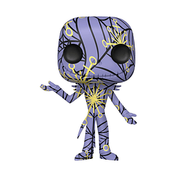 POP! Disney: The Nightmare Before Christmas - Jack Artist's Series