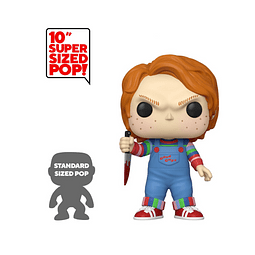 POP! Movies: Child's Play 2 - Chucky (Super Sized)