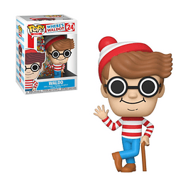 POP! Books: Where's Waldo? - Waldo