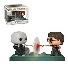 POP! Movie Moments: Harry Potter - Harry vs Voldemort