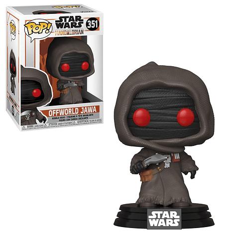 POP! Star Wars: The Mandalorian - Offworld Jawa