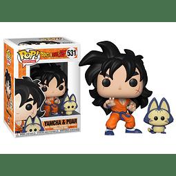 POP! Animation: Dragon Ball Z - Yamcha & Puar