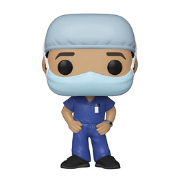 POP! Heroes: Front Line Worker - Male #1