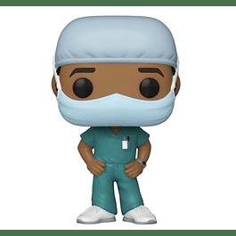 POP! Heroes: Front Line Worker - Male #2