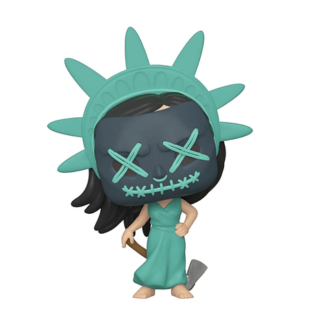 POP! Movies: The Purge Election Year - Lady Liberty