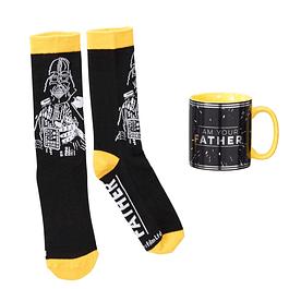 Gift Box Star Wars: Mug & Socks Set I Am Your Father