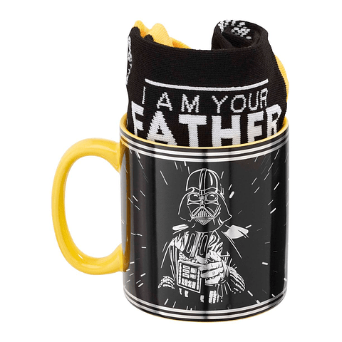 Gift Box Star Wars: Mug & Socks Set I Am Your Father