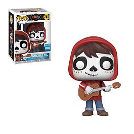POP! Disney Pixar Coco: Miguel with Guitar Edição Exclusiva