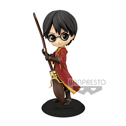 Harry Potter Q Posket Harry Potter Quidditch Style