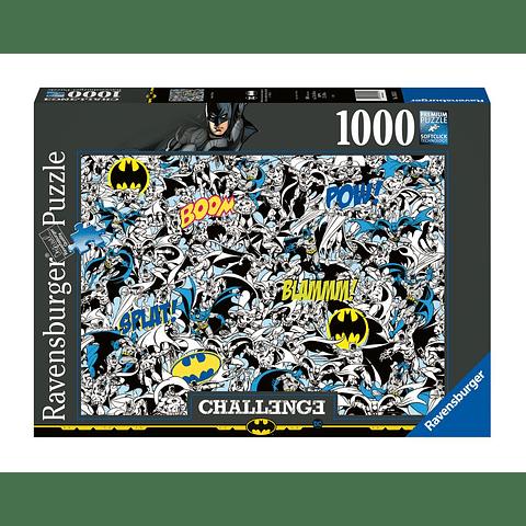 Puzzle 1000 Peças DC Comics Challenge Batman