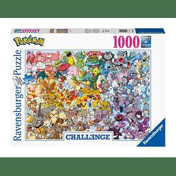 Puzzle 1000 Peças Pokémon Challenge Group