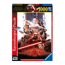 Puzzle 1000 Peças Star Wars The Rise of Skywalker