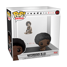 POP! Albums: The Notorious B.I.G. - Ready to Die