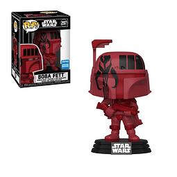 POP! Star Wars: Boba Fett Edição Exclusiva